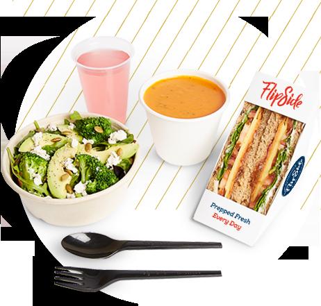 FlipSide – Fresh is a Flavour
